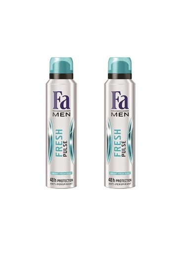 Fa Fa Fresh Pulse Deo Spray 150 Ml 2'Li Paket Renksiz